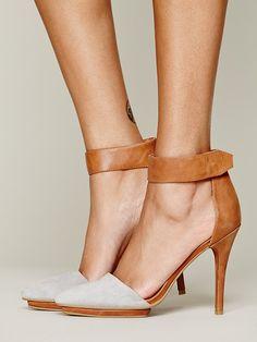 Solitare heels #twotone