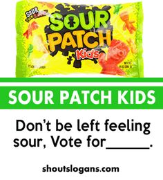 35 School Campaign Candy Slogans and Ideas : 35 School Campaign Candy Slogans and Ideas