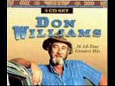 Don Williams - Rake and Ramblin Man Don Williams Music, Country Singers, Country Music, Types Of Music, Music Bands, Rockabilly, Albums, Music Videos, Southern