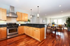 Updated Chef's kitchen @ 199 Tiffany Ave #401 in San Francisco's Bernal Heights neighborhood. 2BR/2BA offered @ $829K.