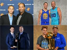 A look at the father-son bond between Dell Curry and son, @StephenCurry30: http://on.nba.com/1Ln8Hxq  #LeanInTogether