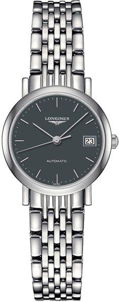 L4.309.4.72.6, L43094726, Longines elegant watch, ladies