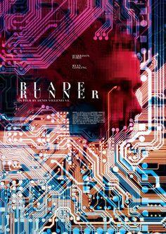 "Poster artwork for Denis Villeneuve's ""Blade Runner"" sequel starring Ryan Gosling and Harrison Ford. Fan Poster, Movie Poster Art, Cyberpunk, Fridah Kahlo, Denis Villeneuve, New Retro Wave, Blade Runner 2049, Pop Culture Art, Alternative Movie Posters"