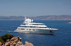 LÜRSSEN está próximo a presentar, en el Monaco Yacht Show 2016, un rejuvenecido modelo de yate denominado CORAL OCEAN, antes conocido como Coral Island
