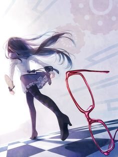 Homura Akemi - ONE OF MY FAVORITES. EVER.