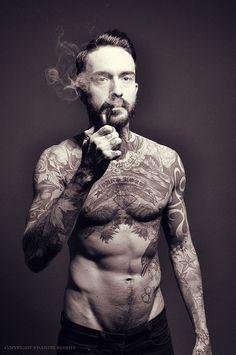 Beards & Tattoos