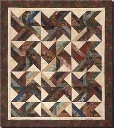 Free Quilt Pattern Hoffman Bali pops Patterns > Free Sewing / Quilt Patterns