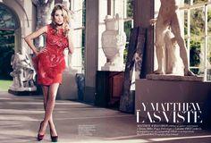 Harper's Bazaar España  Enero 2013  Sienna Miller