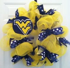 This would be really cute with black & gold and a Steelers logo.
