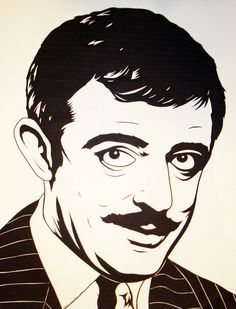John Astin as Gomez Addams