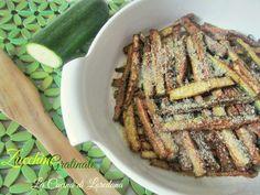 Zucchine gratinate - Ricetta semplice