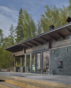 Honka log homes - Healthy houses inspired by Nordic nature