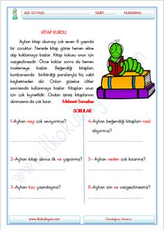 Pre Primary School, Turkish Lessons, Learn Turkish, Turkish Language, Special Education, Crafts For Kids, Humor, Learning, Birds