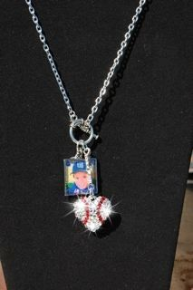 The best way to show your love for America's game Show your team your loyalty with this special heart shaped necklace.A heart embellished with Swarovski crystals in the design of a baseball. Bling your heart out with this one Baseball Jewelry, Baseball Necklace, Baseball Gear, Baseball Party, Sports Baseball, Baseball Stuff, Sports Mom, Sports Pics, Little League Baseball