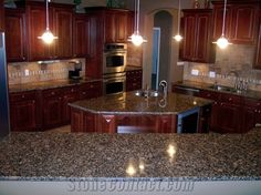 Delightful Baltic Brown Granite Countertop From China 213492, The Details Include  Pictures,Sizes,