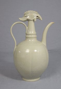 Chinese porcelain ewer antique Phoenix Ceramic Song by Ritzco, $1500.00
