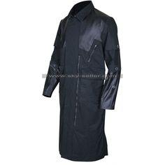 #Deus_Ex_Coat #Black_Coat #Mankind_Divided #Leather_Coat #Game_Costume #Fashion #Lifestyle #Men_Clothing #Outerwear #Adam_Jensen_Coat