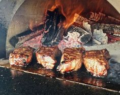 Wood-Oven-Seared-Steaks