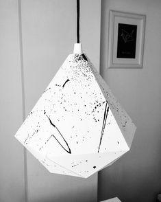DIY IKEA JOXTORP lamp