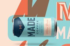 """Check out this @Behance project: """"Made Coffee"""" https://www.behance.net/gallery/49031181/Made-Coffee"""