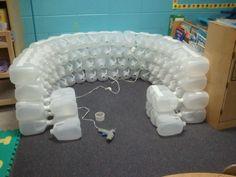 how to start making an igloo
