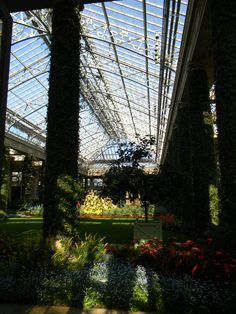Longwood Gardens. (Outside Philadelphia, PA)