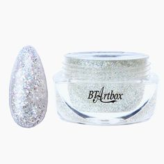 BTArtbox Clear Pure Nail Art UV Gel Soak Off Nail Polish Glitters 20ml/ Clear DIY Decoration 3 Weeks Stand *** This is an Amazon Affiliate link. Read more reviews of the product by visiting the link on the image.