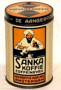 Sanka Koffie