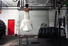 Garrett Davis Photography, Crossfit Bride, Wedding Photography