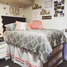Utk Dorm Room In Fred Brown Hall