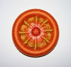 Blandford Cartwheel Dorset Button