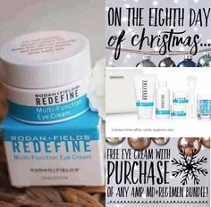 On the eighth day of Christmas Rodan and Fields