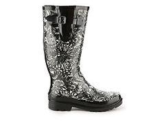 Sakroots Rhythm Printed Rain Boot