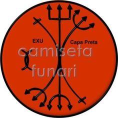 ponto riscado exu calunguinha by camiseta-funari on DeviantArt