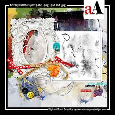 ArtPlay Palette Uplift Released 12 July 2019  #annaaspnes of #aA designs #annaaspnes #digitalart #digitalartist #digitalartistry #digitalcollage #collage #digitalphotography #photocollage #art #design #artjournaling #digital #digital #scrapbooking #digitalscrapbooking #scrapbook #modernart #memorykeeping #photoshop #photoshopelements