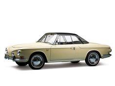 1965 Volkswagen Karmann-Ghia Type 34 Coupe