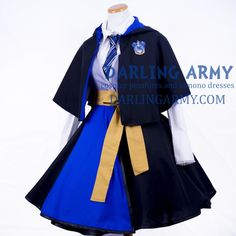 Custom cosplay alternatives for the cute enthusiast Cosplay Dress, Cosplay Outfits, Cosplay Costumes, Kimono Dress, Dress Up, Harry Potter Outfits, Dress Shapes, Fantasy Dress, Kawaii Clothes