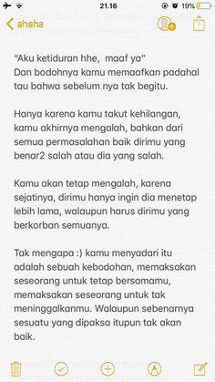 Bio Quotes, Tumblr Quotes, Text Quotes, Quran Quotes, Islamic Quotes, Quotes Lockscreen, Cinta Quotes, Quotes Galau, Broken Quotes