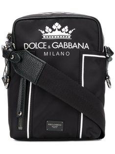 bfc9c423ef DOLCE  amp  GABBANA LOGO SHOULDER BAG.  dolcegabbana  bags  shoulder bags