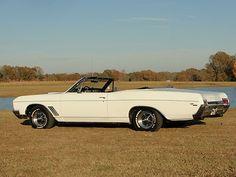 Buick : Skylark GS400 1967 67 Buick GS400 400 Conv - http://www.legendaryfinds.com/buick-skylark-gs400-1967-67-buick-gs400-400-conv/