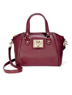 Must: DKNY leather bag