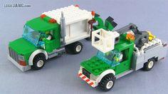 lego city mocs | New custom LEGO bikes, cars, trucks, & minifigs for my city!