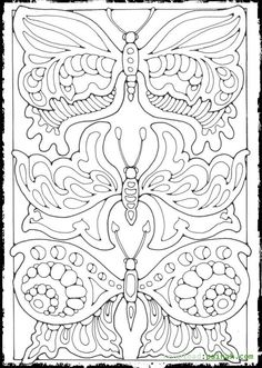 creative haven fantasy butterflies coloring book welcome to dover