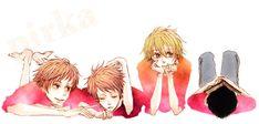 Ouran Highschool, High School Host Club, Anime, Anime Shows, Anime Music, Animation, Anima And Animus