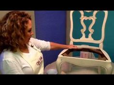 How to paint using Dixie Belle Paint - YouTube