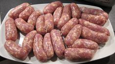 Blogg, Sausage, Bacon, Former, Meat, Food, Easy Meals, Beef, Sausages
