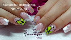 Nail Spa, Manicure And Pedicure, Cute Acrylic Nails, Gel Nails, Neon, Beauty, Instagram, Nail Designs, Art Nails