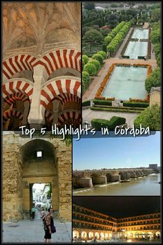 Córdoba is anabsolutelycaptivating city. Beautiful whitewashed buildings, narrow winding streets, a very relaxed atmosphere and of course the ultimate on youritinerary, the mesmerising Meztiqua…
