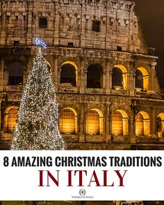 Wondering about Christmas traditions in Italy? Here's what to know about Christmas in Italy, including presepi, the Befana, and more!