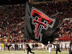 Love me some Texas Tech spirit!